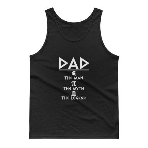 Greek Fathers Day Tank Top