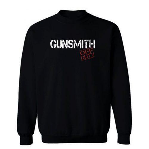 Gunsmith Off Duty Sweatshirt