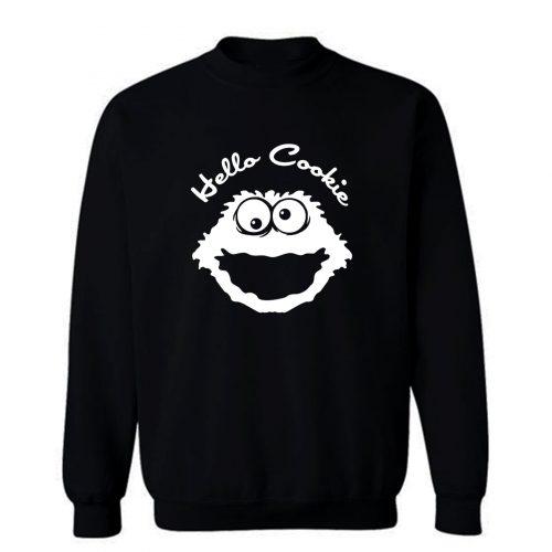 Hello Cookie Sweatshirt