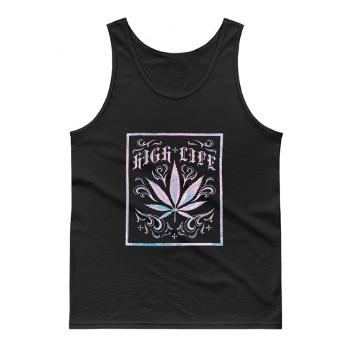High Life Graphic Tank Top