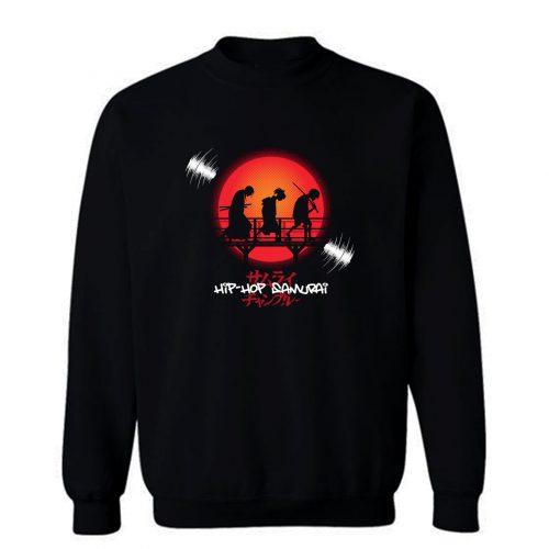 Hip Hop Samurai Sweatshirt