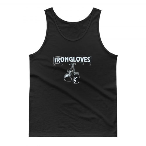 Iron Gloves Boxing Gym Tank Top