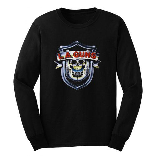 La Guns No Mercy Tour 1988 Long Sleeve