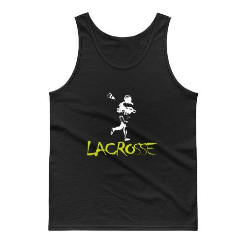 Lacrosse Tank Top
