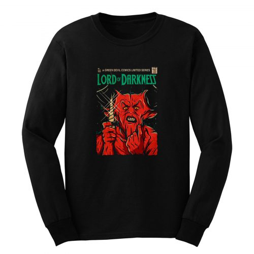 Legend Lord Of Darkness Comics Long Sleeve