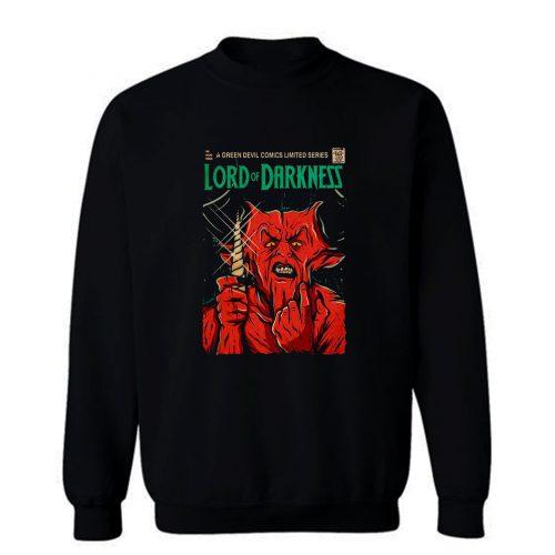 Legend Lord Of Darkness Comics Sweatshirt