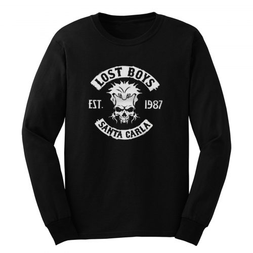 Lost Boys Classic Biker Long Sleeve