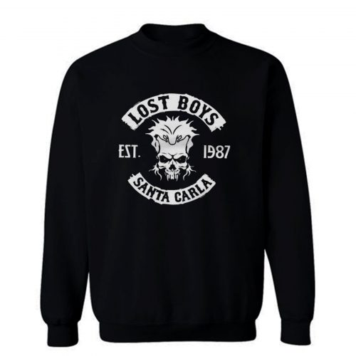 Lost Boys Classic Biker Sweatshirt