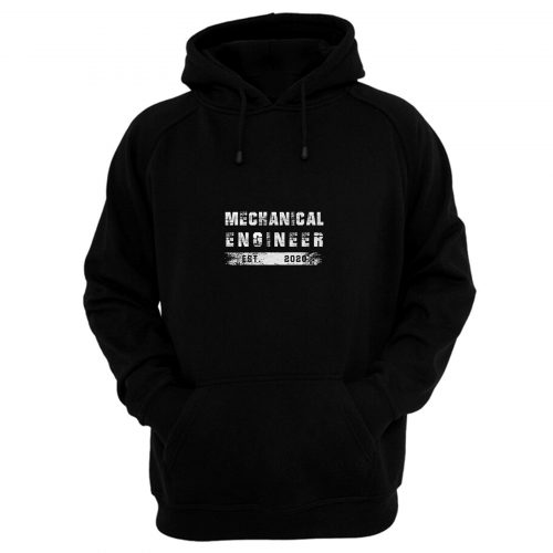 Mechanical Engineering Est 2020 Hoodie