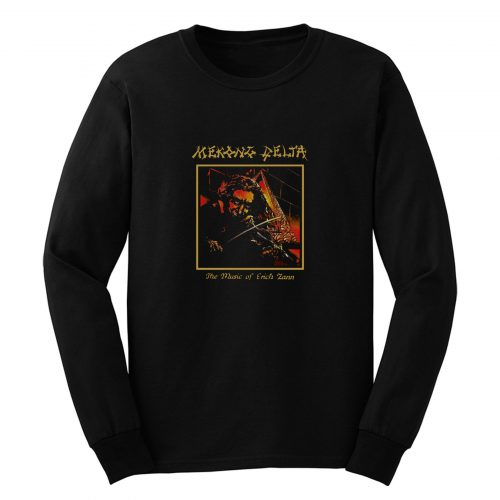 Mekong Delta The Music Of Erich Zann Long Sleeve