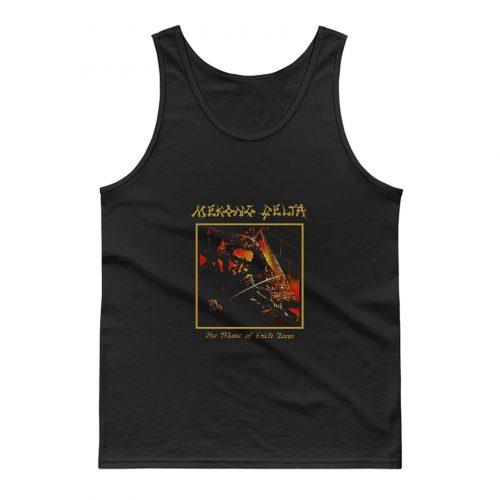 Mekong Delta The Music Of Erich Zann Tank Top