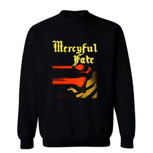 Mercyful Fate Melissa83 Sweatshirt