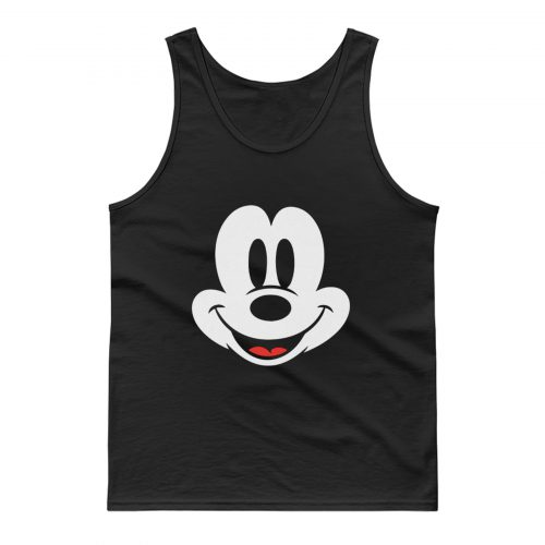 Mickey Mouse Smile Tank Top