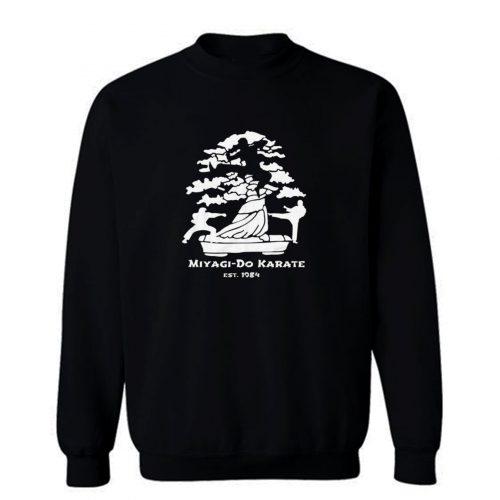 Miyagi Do Karate Bonsai Sweatshirt
