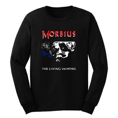 Morbius The Living Vampire Long Sleeve