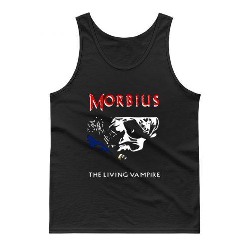 Morbius The Living Vampire Tank Top