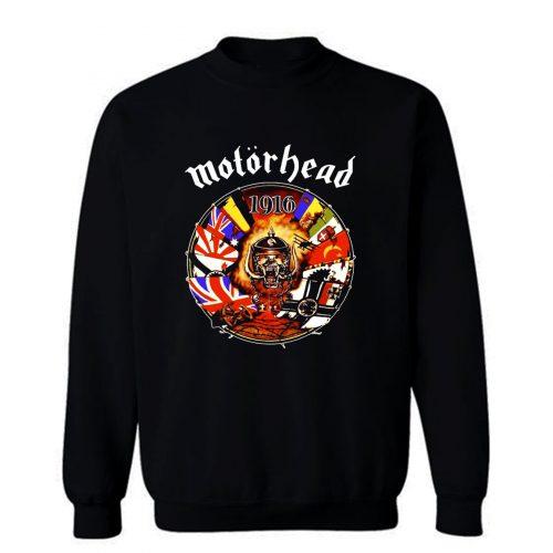 Motorhead Lemmy Kilmister Sweatshirt