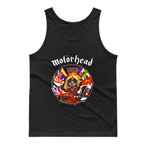 Motorhead Lemmy Kilmister Tank Top