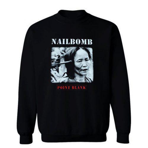 Nailbomb Point Blank Sweatshirt