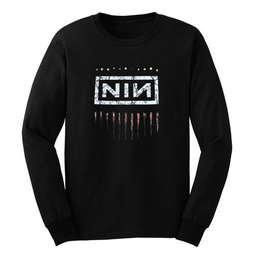 Nine Inch Nails Nin Long Sleeve