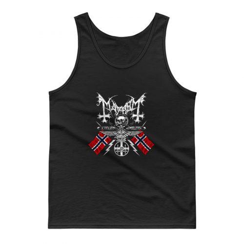 Official Licensed Mayhem Tank Top