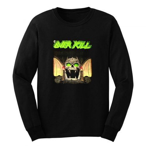 Overkill The Years Of Decay Long Sleeve