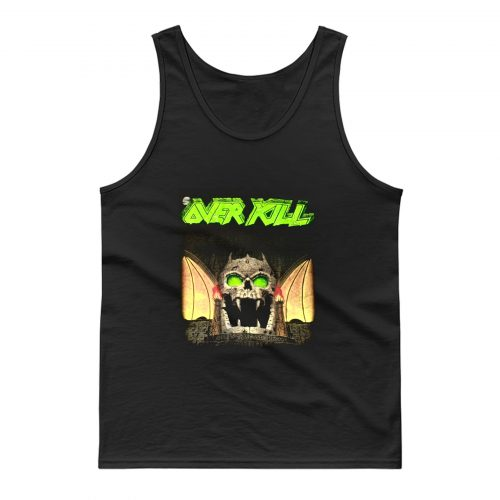 Overkill The Years Of Decay Tank Top