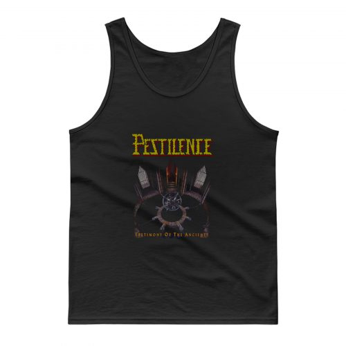Pestilence Testimony Of The Ancients Tank Top