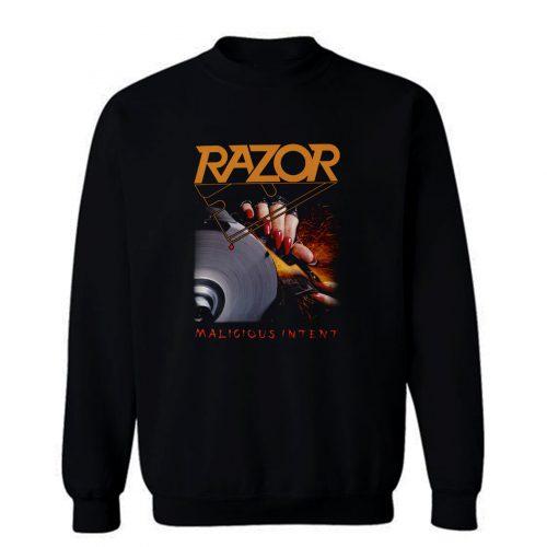 Razor Malicious Intent Sweatshirt