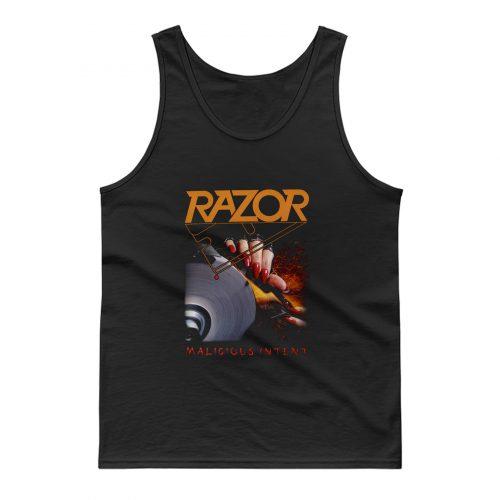 Razor Malicious Intent Tank Top