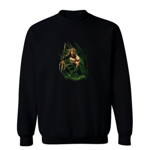 Rise Of Aquaman Sweatshirt
