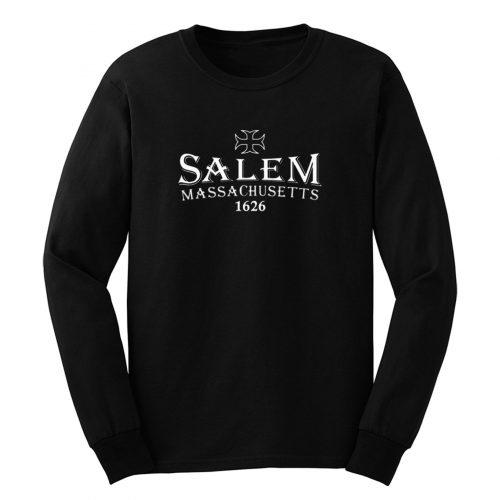 Salem Massachusetts 1626 Long Sleeve