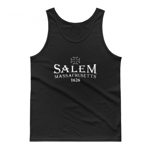 Salem Massachusetts 1626 Tank Top