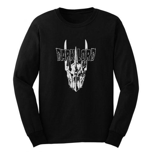 Sauron Dark Lord Metal Long Sleeve