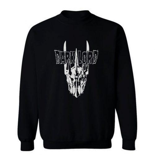 Sauron Dark Lord Metal Sweatshirt