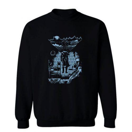 Sherlock Original Art Sweatshirt