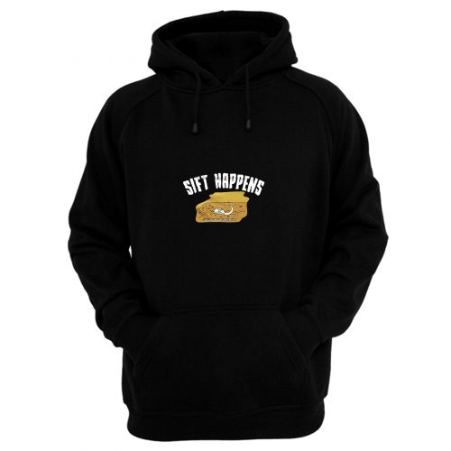 Sift Happens Archaeology Hoodie