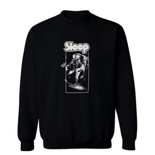 Sleep The Sciences Doom Metal Stoner Rock Sweatshirt