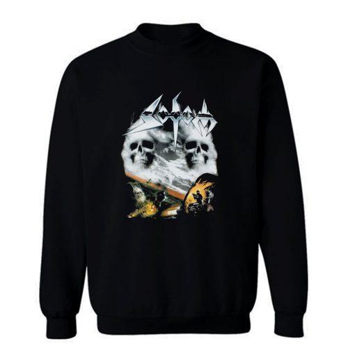Sodom Agent Orange German Sweatshirt