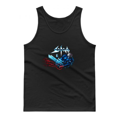 Sodom Tapping The Vein Tank Top