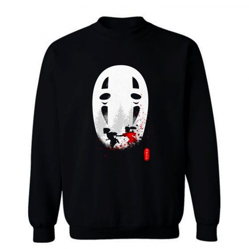 Spirited Away No Face Sweatshirt