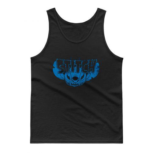 Stitch Heavy Metal Tank Top