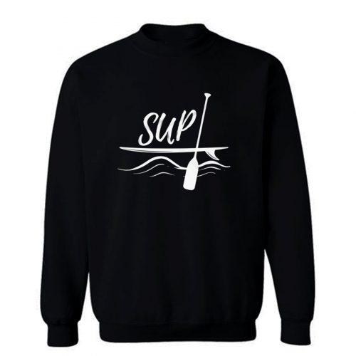 Sup Sleeveless Performance Sweatshirt