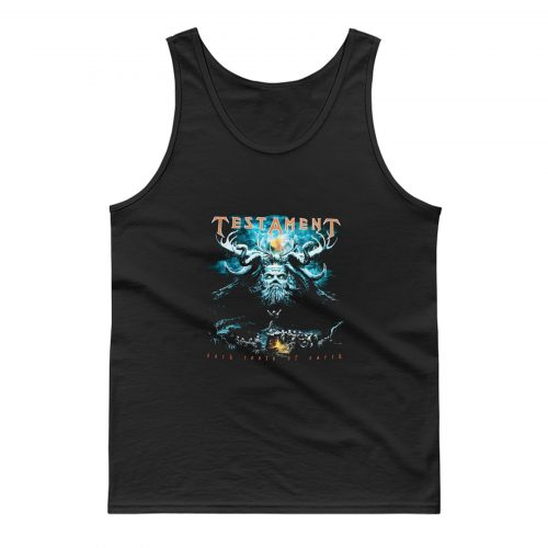 Testament Dark Roots Of Earth Tank Top