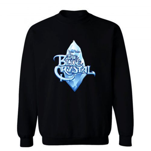 The Blue Crystal Sweatshirt