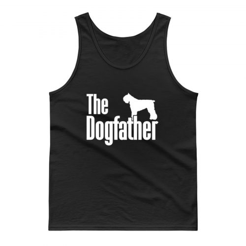 The Dogfather Bouvier Des Flandres Tank Top