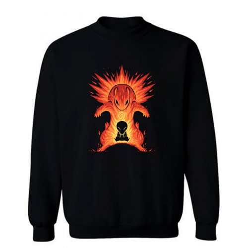 The Explosion Within Sweatshirt