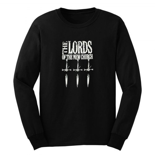 The Lords Of The New Church Long Sleeve