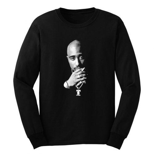 Tupac Shakur Long Sleeve