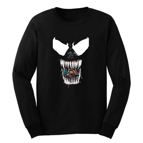 Venom Symbiote Long Sleeve